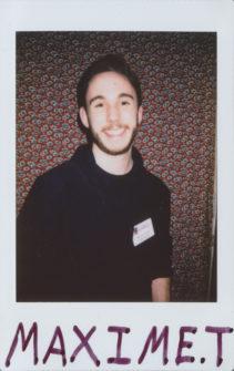 Maxime Tamsett : News Director