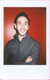 Director Maxime Tamsett :